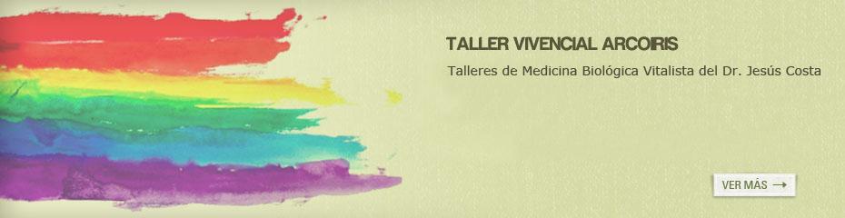 Taller Vivencial Arcoiris