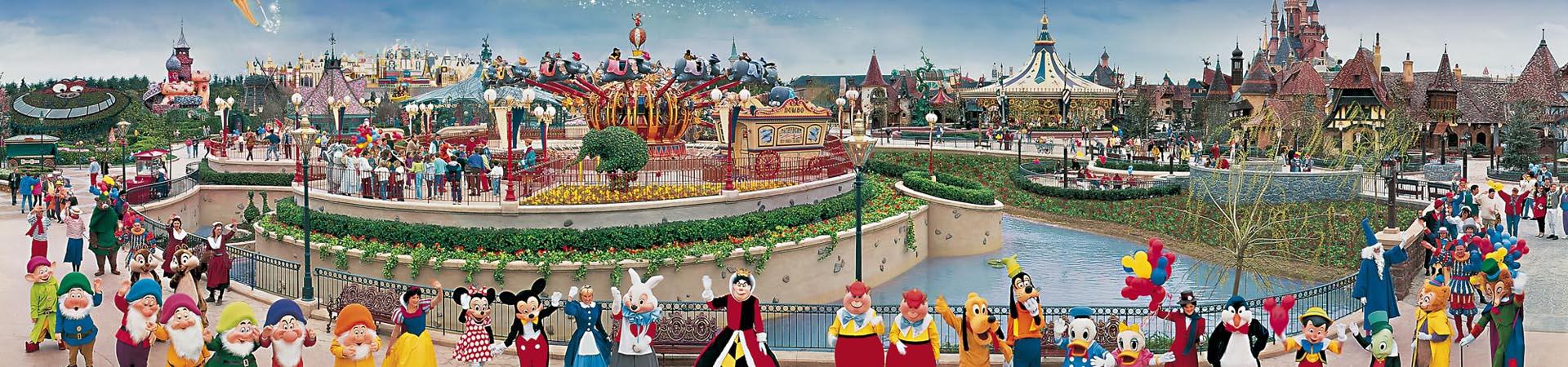 Disney Turismo 2015