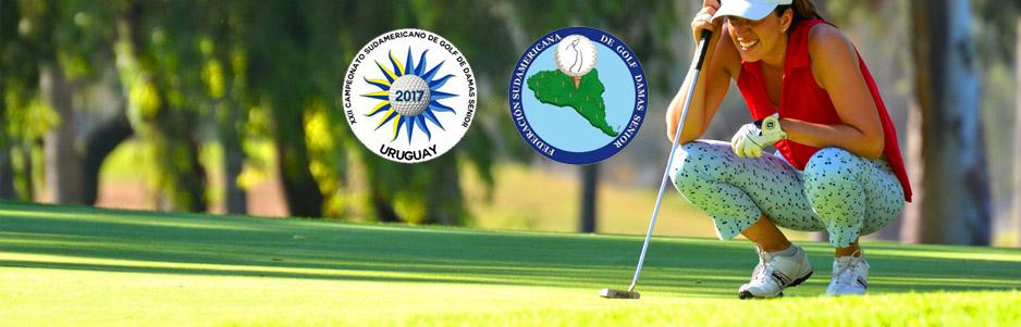 Sudamericano de Golf Damas