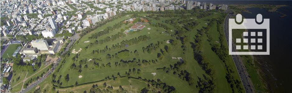 Calendario de Torneos de Golf