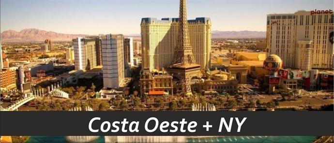 Costa Oeste y NYC