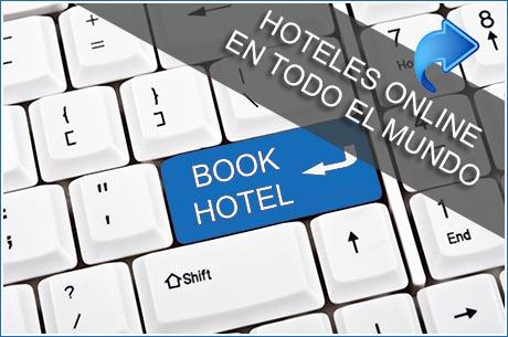 Hoteles Online en todo el mundo