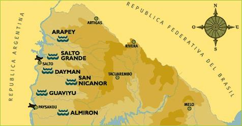 Termas del Uruguay