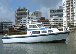 Yacht Aqua Star