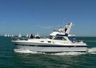 Yacht Gabbiano