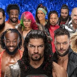WWE LIVE - 6 de Setiembre