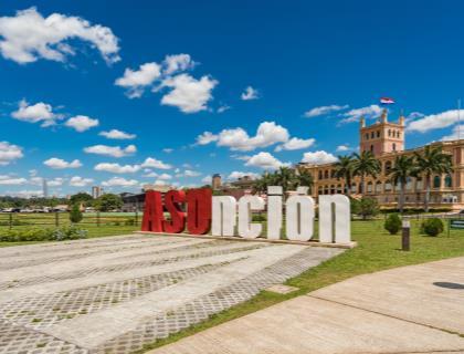Asunción y Cataratas