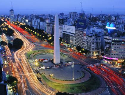 Buenos Aires - Abril / Mayo / Junio