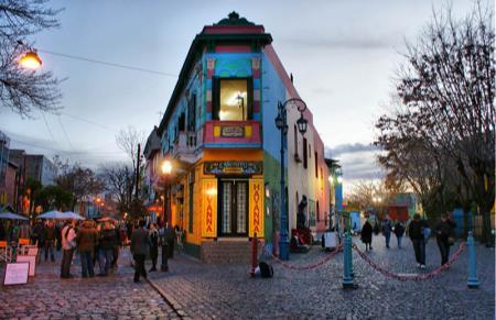 Buenos Aires Top Clásico