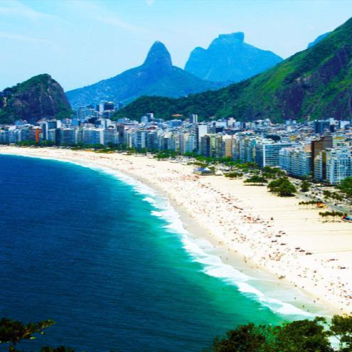 Río de Janeiro - Semana de Turismo - Salida de Porto Alegre