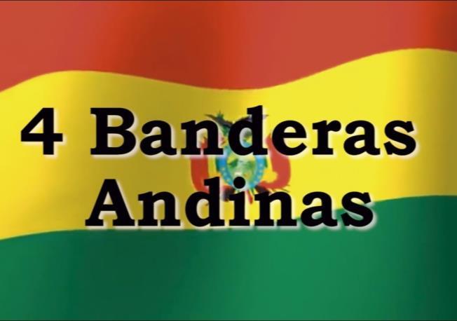 4 Banderas Andinas