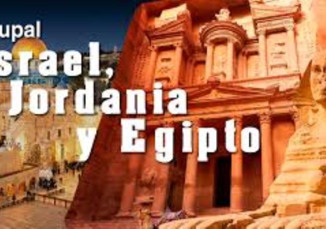 Egipto Jordania e Israel