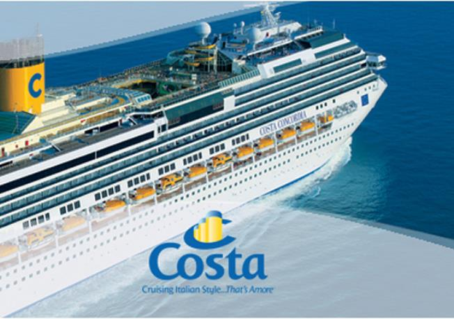 Costa Cruceros -- Temporada 2019 - 2020 - desde Montevideo - a RIO - BUZIOS - ILHABELA - ANGRA dos