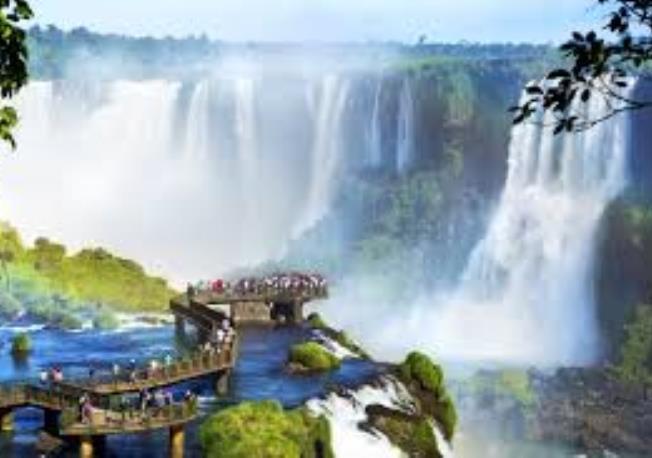 Verano 2019 Cataratas del Iguazú