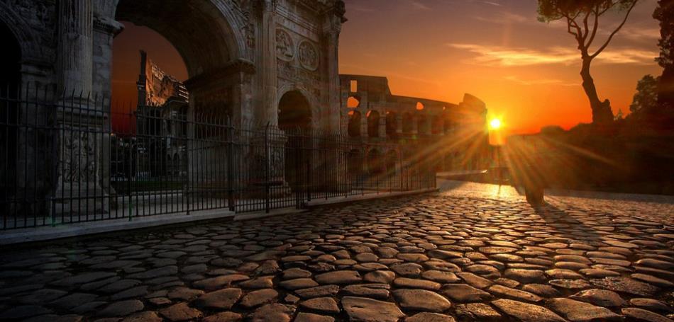 Roma, baja temporada
