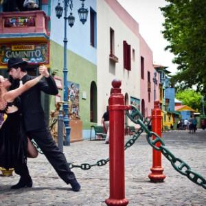 Samba, Tango y Cataratas (Buenos Aires-Iguazú-Río de Janeiro)