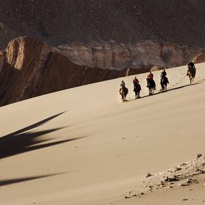 Santiago y Desierto de Atacama