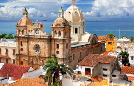 Colombia y Perú